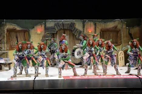 El Concurso de Agrupaciones de Carnaval de Almería ya conoce a sus finalistas