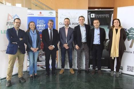 El equipo The Paws se lleva el Torneo First Lego League Almería 2017 y se clasifica para la gran final de Logroño