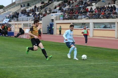 Los celestes suman un punto y el gol average frente al Sanluqueño en una liga muy intensa