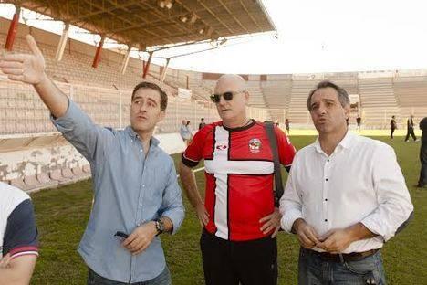 El Ayuntamiento comenzará a primeros de marzo las obras de adaptación del Juan Rojas a campo de rugby