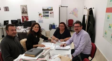 Izquierda Unida apoya las propuestas de UGT para la ampliación de la plantilla de la Policía Local de Almería