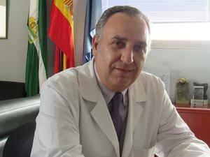 José Antonio Hernández, director gerente de la Agencia Pública Empresarial Sanitaria Hospital Poniente de Almería