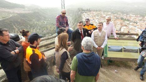 Sanz destaca que el análisis del riesgo sísmico en Andalucía es clave para establecer políticas de prevención