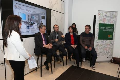 La cocina del futuro, un espacio multifuncional, hiperconectado y enfocado a la salud