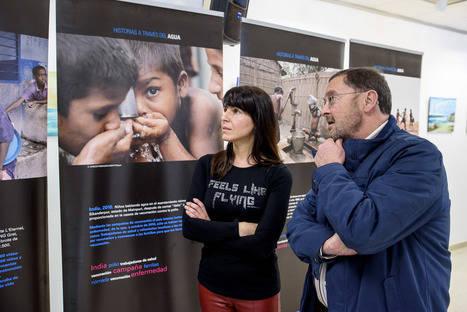 Diputación y UNICEF acercan la muestra 'Historias a través del agua' a 15 municipios de la provincia