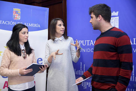 Diputación lleva hasta Grecia y Polonia a dos nuevos voluntarios de la provincia