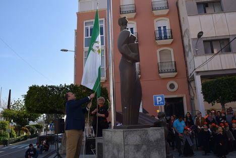 Gádor conmemora la festividad del Día de Andalucía