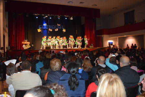 Gádor celebra el Gran Festival de Carnaval con la actuación de las agrupaciones locales