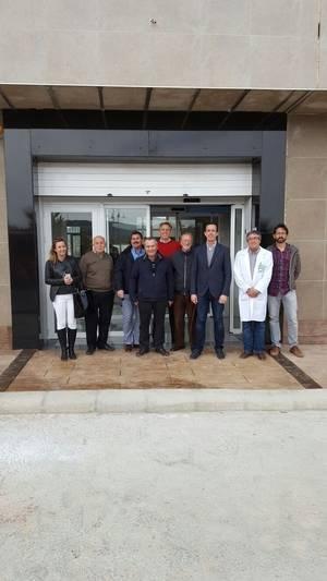 La Junta invierte en el centro de salud de Arboleas 1,3 millones de euros