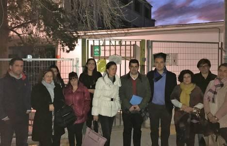 PSOE y Ciudadanos apoyan la decisión de la Junta de cerrar el CEIP Francisco Fenoy de Albox