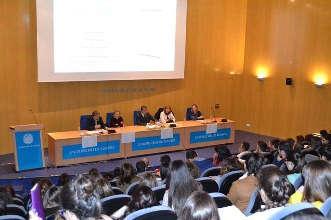 Presentación del libro 'Mujeres iberoamericanas y derechos humanos' en la Universidad de Almería