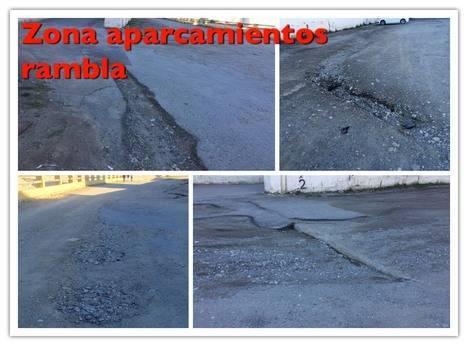 Propuestas del PP de Albox para mejorar el aparcamiento en el municipio y acabar con los privilegios