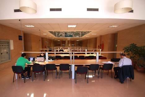 La UAL amplía la Sala de Estudio 24 horas de la Biblioteca