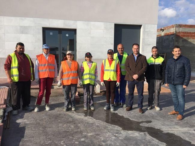 Diputación invierte 102.000 euros en terminar el Centro de Salud de Macael
