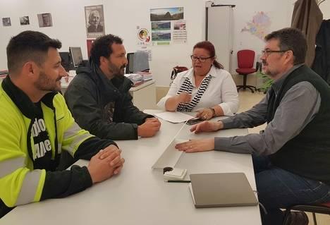 Izquierda Unida felicita a los trabajadores almerienses de la estiba