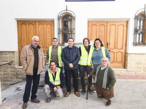 Más de 1.700 jornales en el municipio de Vélez-Blanco con el PFEA