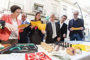 """La Semana de la ONCE invita a los almerienses """"a mirar cómo ven los ciegos"""""""