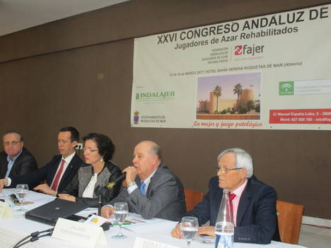 88 ludópatas solicitaron el pasado año que se les prohibiera el acceso a salones de juego de Almería