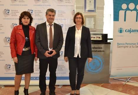 Biblioteca de la UAL es la primera de Andalucía en ofrecer el servicio de autopréstamo de portátiles
