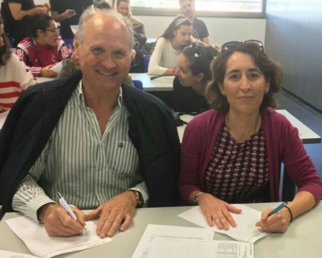Estudiantes de Anatomía Patológica del IES Albaida inician prácticas en el Instituto de Medicina Legal de la Junta