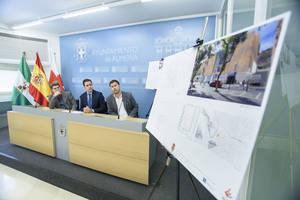 Así será el nuevo edificio administrativo en la Plaza Marín