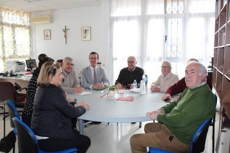 La Junta ha destinado más de 61.390 euros a diferentes programas de acción social de Cáritas en Almería