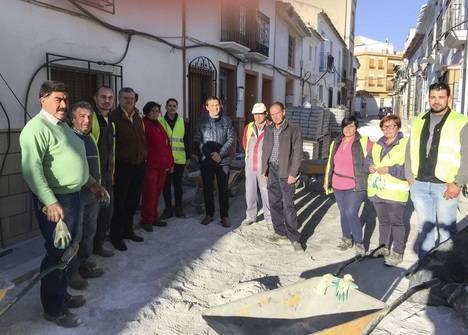 Vélez-Rubio recibe más de 300.000 euros de inversiones del Plan de Fomento de Empleo Agrario