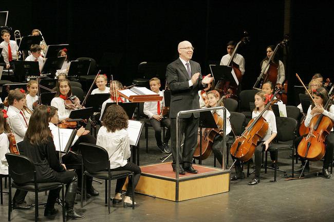 Entradas agotadas para el concierto de las Orquestas Infantil y Juvenil de Almería de domingo