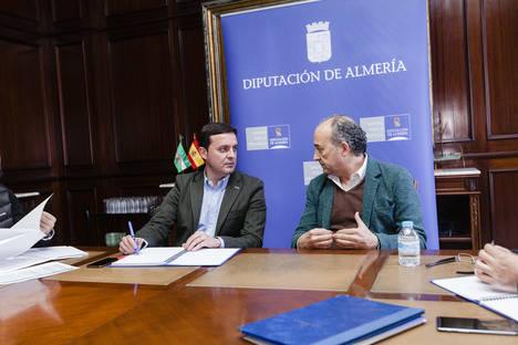 Costa de Almería y Fundación Bahía Almeriport estrechan lazos para potenciar turismo de cruceros