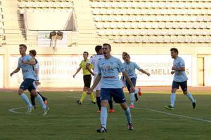 El centrocampista Gabri disponible nuevamente para el partido del domingo en Huelva