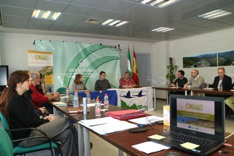 Almería, Roquetas, El Ejido y Mojácar en el 'Life Conhabit Andalucía'