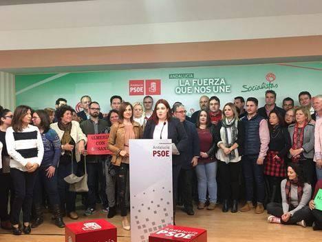 """Constituido el Grupo de Apoyo """"Almería con Susana"""""""