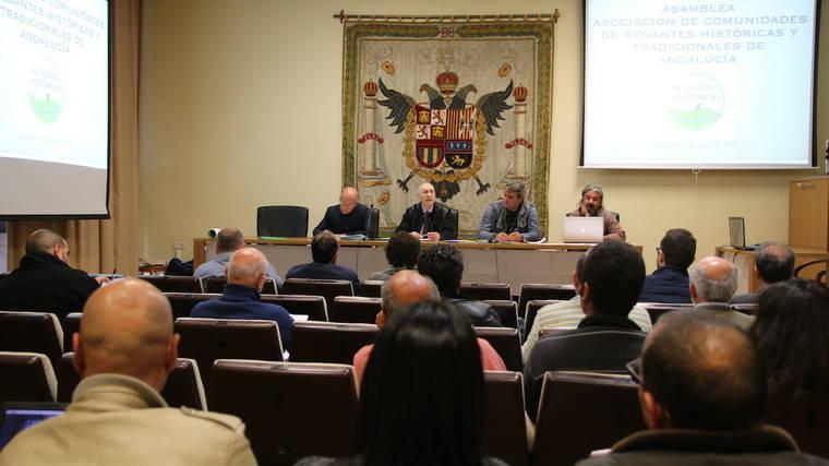 Primera Asamblea de la Asociación de Comunidades de Regantes