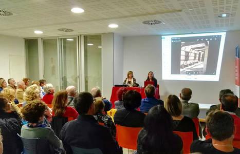 Amigos de la Alcazaba presenta el libro de Adela Salmerón sobre el conjunto monumental
