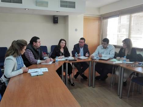 Partido Popular pedirá a la Junta la revisión del Catálogo de Aguas para riego en Almería