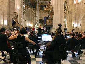 Cerca de 5.000 personas asisten a los conciertos del 14º Ciclo de Música Sacra