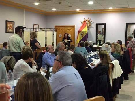 IU celebra el recuerdo de la II República Española