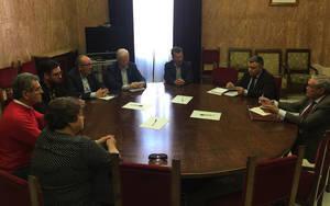 Continúan las reivindicaciones de Alcudia de Monteagud, Lucainena de las Torres, Sorbas, Tabernas, Turrillas y Uleila del Campo para exigir agua para sus municipios