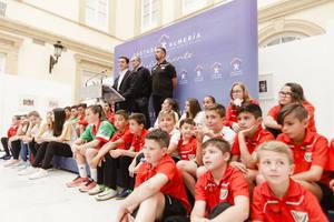 'Costa de Almería' deslumbrará en el Torneo Internacional de Villareal a través la UD. Pavía