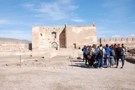La Alcazaba recibió 10.909 visitantes en Semana Santa