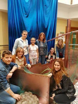 Vera celebra el II Museo de los Cuentos