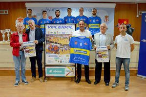 Michelin Mintonette se disputará en casa la Fase Final de 1ª Nacional Masculina de Voleibol