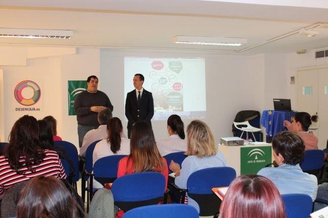 IAJ celebra en Almería el Día Europeo de la Información Juvenil con talleres