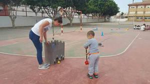 Programadas actividades en los parques de las Familias y Andarax para fomentar la salud, la cultura y la ecología