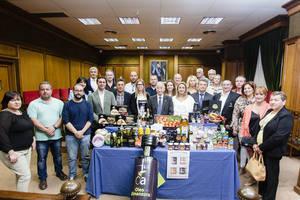 'Sabores Almería' estrena stand en Madrid con crecimiento de empresas, espacio e inversión