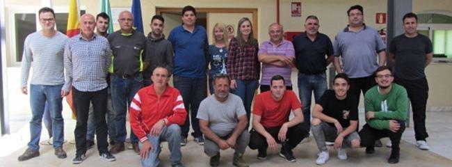 La Escuela del Mármol de Fines inicia un curso sobre operaciones auxiliares en plantas de elaboración de piedra natural