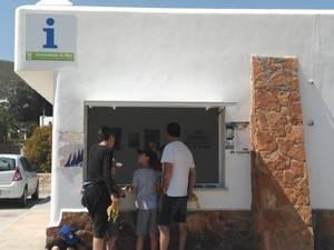 Casi tres mil personas visitaron los Puntos Municipales de Información Turística del municipio esta Semana Santa