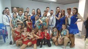 500 bailarines de toda la provincia gracias al concurso 'Vive tu Sueño' en Adra