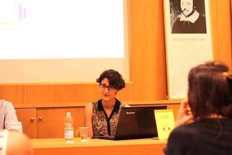 Cita el miércoles 26 abril con la ganadora del I Certamen de Poesía de la Facultad 'José Ángel Valente'