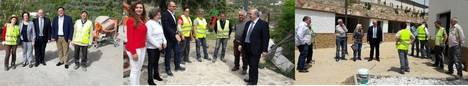 La Junta destina 155.000 euros a la mejora de infraestructuras municipales de Canjáyar, Bentarique y Almócita